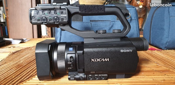 Annonce occasion, vente ou achat 'Caméscope Sony PXW-X70 4K'