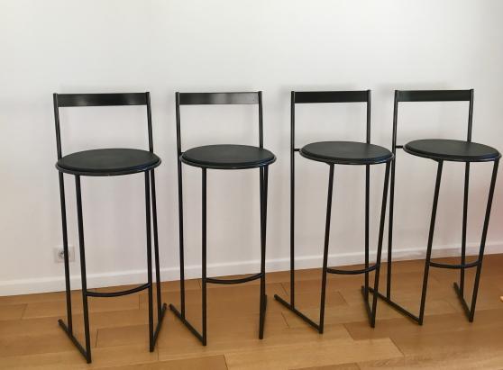 Annonce occasion, vente ou achat '4 tabourets de bar design'