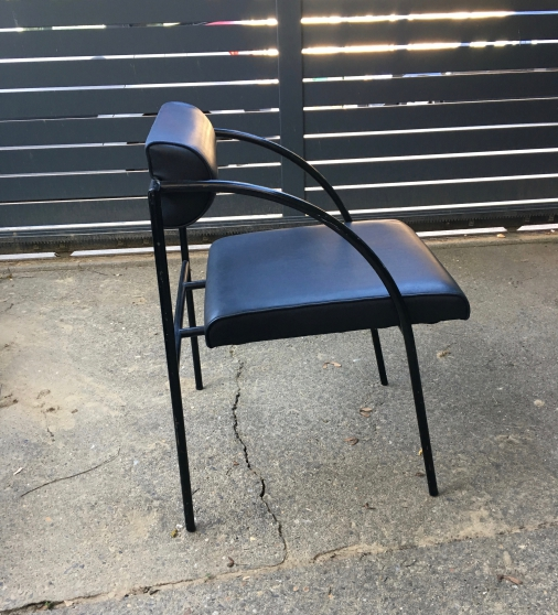 Suite de 12 fauteuils design - Photo 2