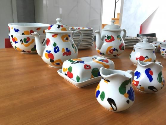 Service en porcelaine CNP - Photo 2