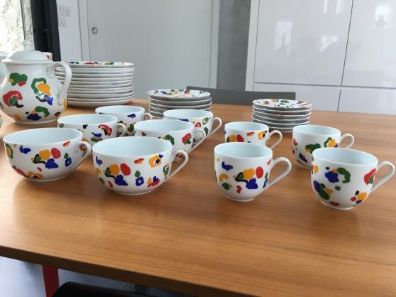 Service en porcelaine CNP - Photo 3