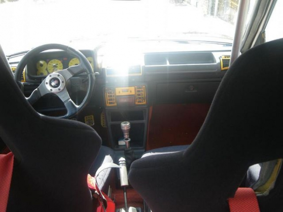 Peugeot 205 gti dimma design 445