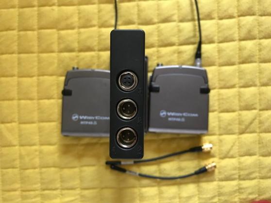 Wisycom MCR 42 S Radio Mic Kit - Photo 3