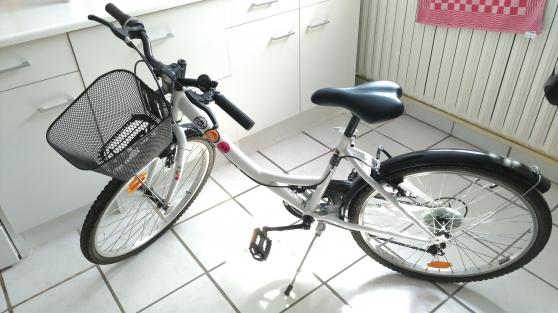 Annonce occasion, vente ou achat 'Vélo fille 24 pouces'
