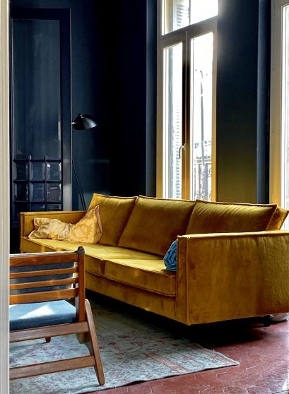 Canapé Design Contemporain