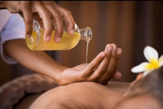 Massage Relaxant Bien Etre huiles BIO