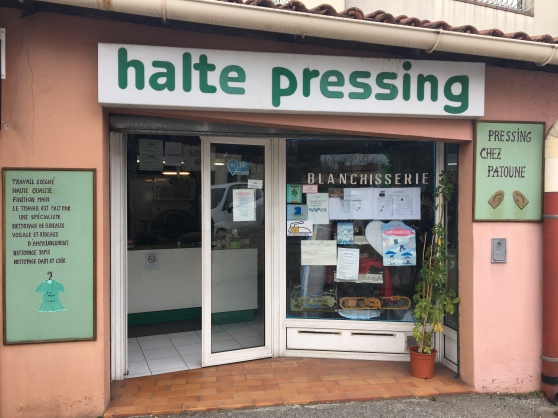 Annonce occasion, vente ou achat 'pressing blanchisserie'