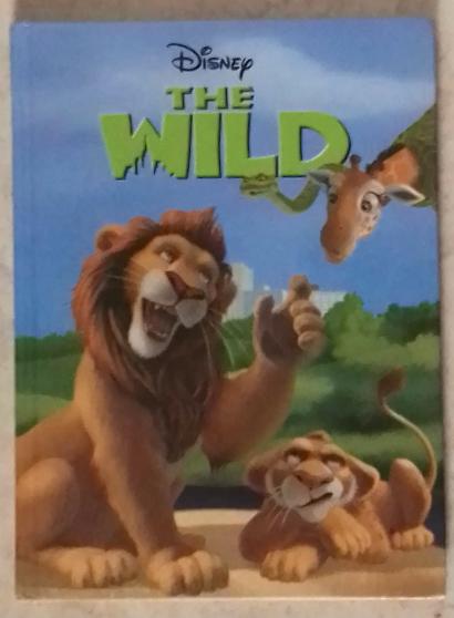 Annonce occasion, vente ou achat 'The Wild livre enfants disney édition'
