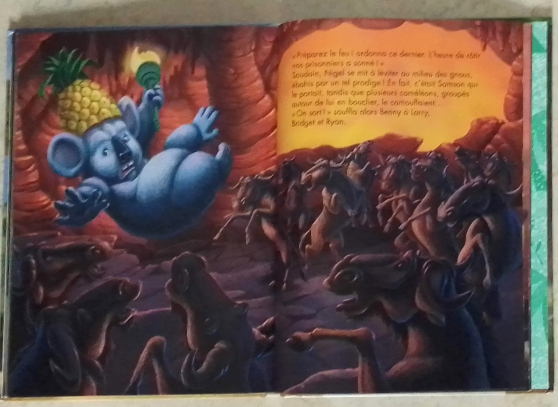 The Wild livre enfants disney édition - Photo 3