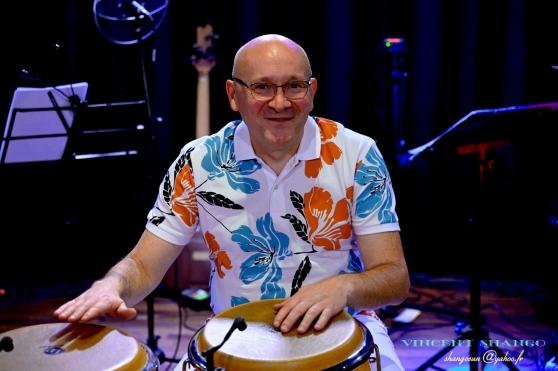 Cours de Percussions Miguel Gomez