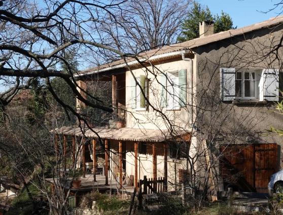 Maison en Drôme Provençale