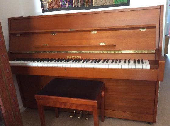 Annonce occasion, vente ou achat 'Très beau piano droit'