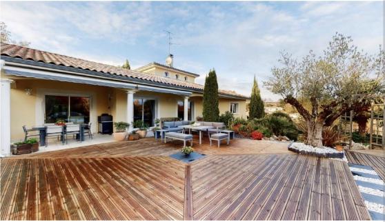 Annonce occasion, vente ou achat 'Spacieuse villa T5-6 avec piscine'