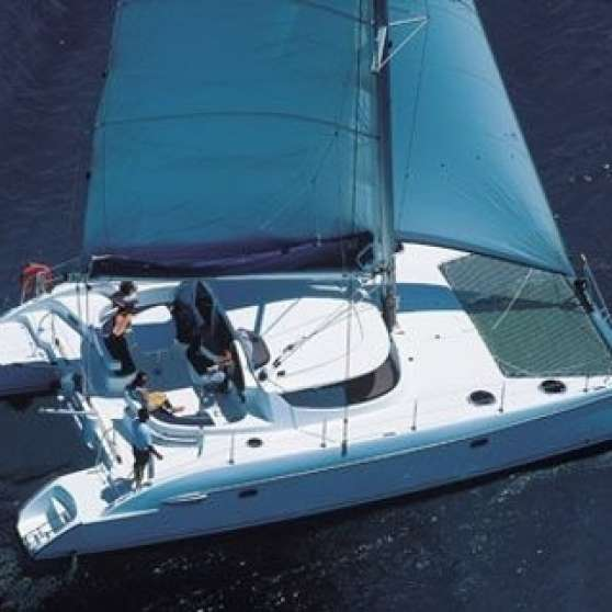 location catamaran lavezzi 40