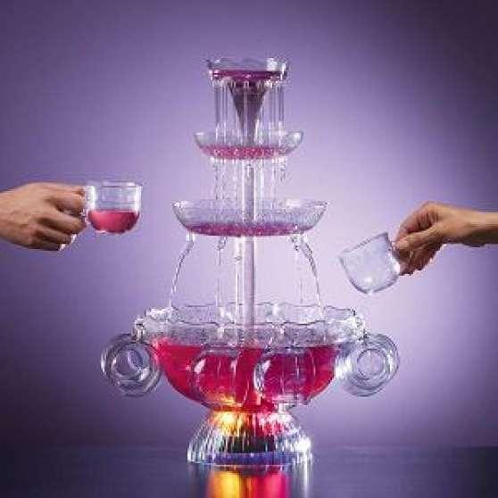 Annonce occasion, vente ou achat 'fontaine à cocktail'