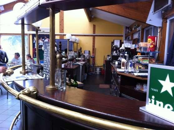 Comptoir meuble bar h tellerie mobilier aix en provence reference h t mob - Mobilier restaurant occasion belgique ...