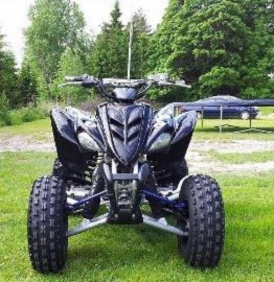quad yamaha 350 raptor homologu moto scooter v lo motos honda asni res sur seine. Black Bedroom Furniture Sets. Home Design Ideas