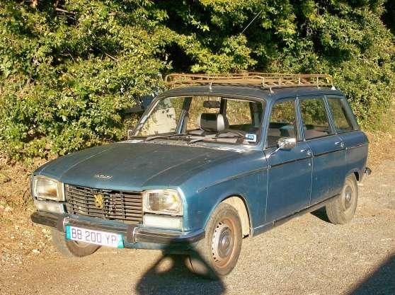 Peugeot 304 Break 1976 Collection Très b