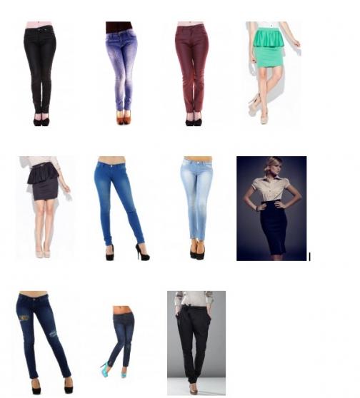 Annonce occasion, vente ou achat 'Lot de vêtements pour femmes neufs'