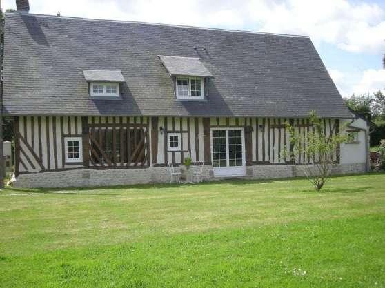 Maison à BEUVRON EN AUGE 4 pièces