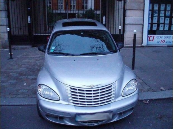 CHRYSLER pt cruiser crd limited 2004
