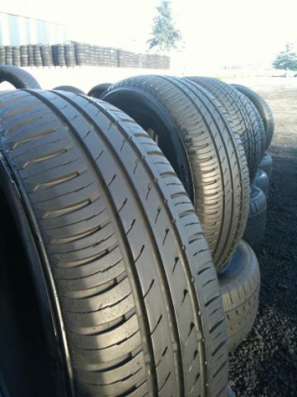 4 pneus 175 65 R 14 michelin/continental