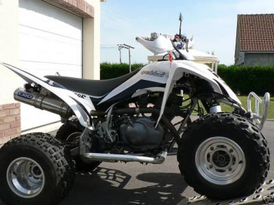 quad yamaha 350 raptor homologue route marseille moto scooter v lo quads marseille. Black Bedroom Furniture Sets. Home Design Ideas