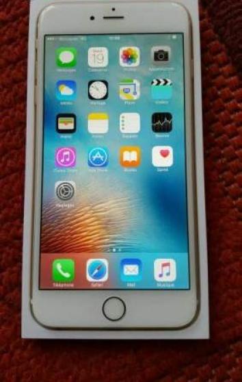 iphone 6 plus gold comme neuf débloqué