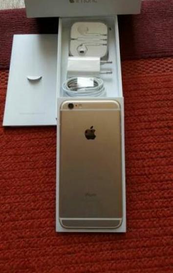 iphone 6 plus gold comme neuf débloqué - Photo 2