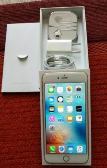 iphone 6 plus gold comme neuf débloqué - Photo 3