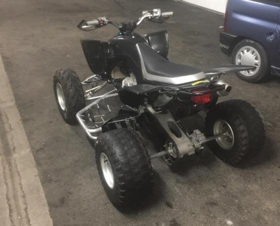 quad 350 raptor homologu 2014 moto scooter v lo quads matoury reference mot qua qua. Black Bedroom Furniture Sets. Home Design Ideas