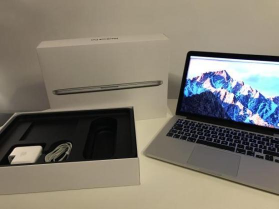 Mac Book Pro Retina 13 pouces fin 2013