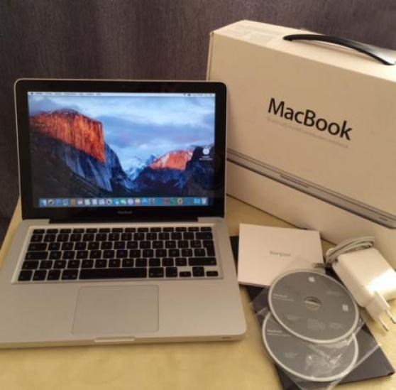 Macbook 13 intel core 2Ghz état neuf