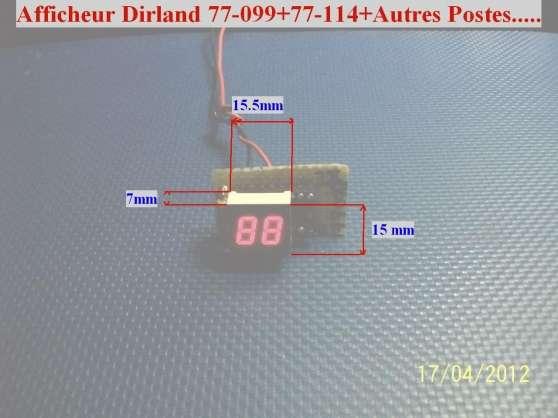 Afficheurs Canaux Midland 77-099 - Photo 2