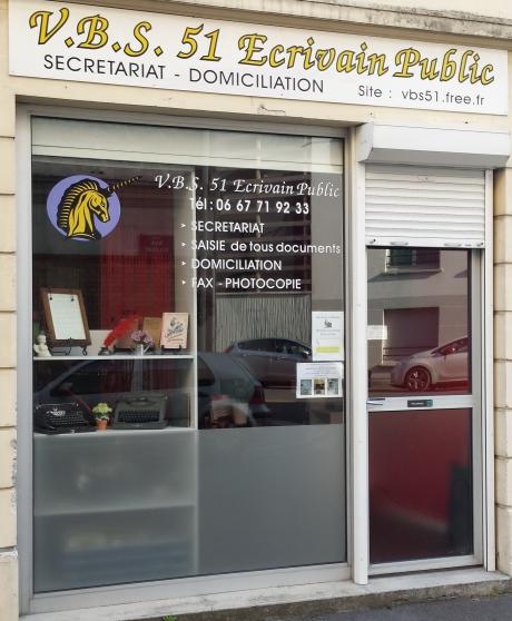 Secrétariat libéral - Domiciliation
