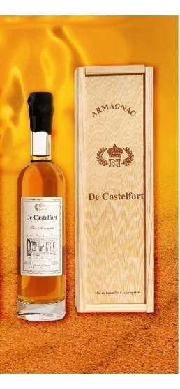 Armagnac Castelfort 1969 20cl coffret