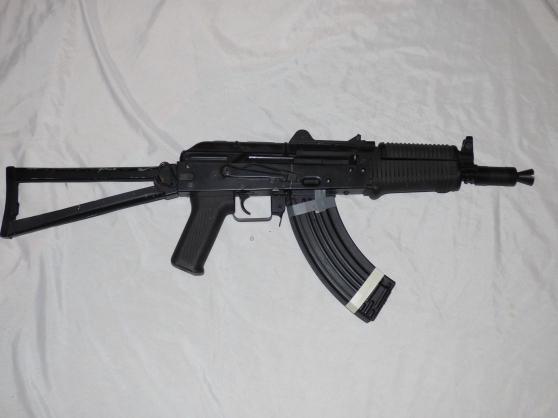 Annonce occasion, vente ou achat 'réplique airsoft AK74U'