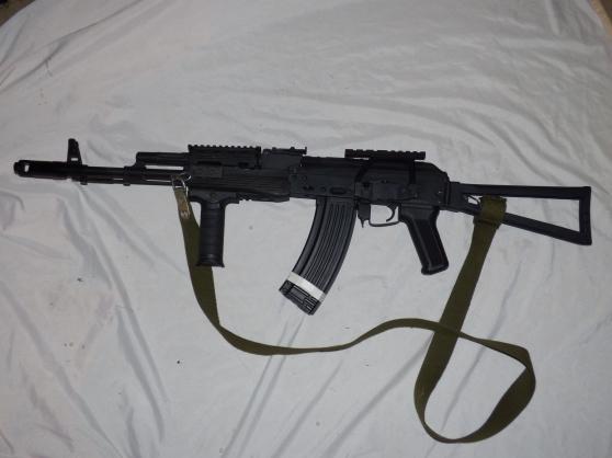 Annonce occasion, vente ou achat 'Vends réplique airsoft AK74'
