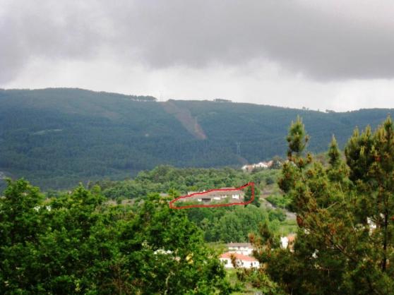 Maison au portugal,en montagne