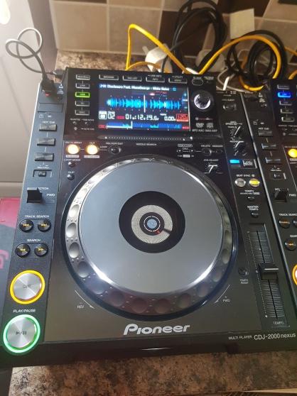 Annonce occasion, vente ou achat '2 Pioneer CDJ 200DNexus de 2016'