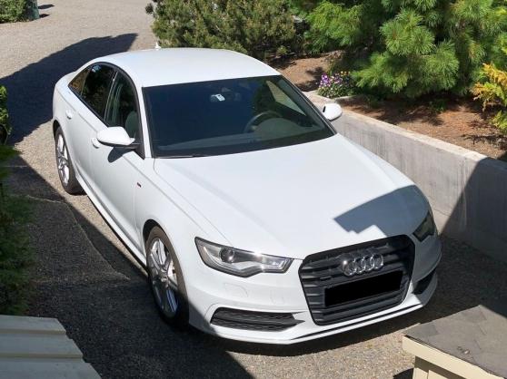 Audi A6 A6 LIMOUSINE 3.0-204 D QUATTRO