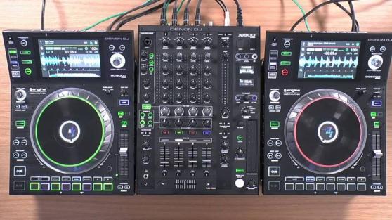 Annonce occasion, vente ou achat '2 platines DJ SC5000 Denon DJ et table'