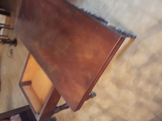 TABLE DE JEUX ANCIENNE - Photo 2