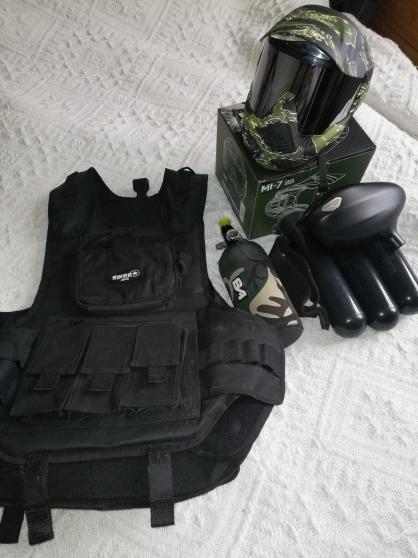 Lanceur Tippmann Gryphon + équipement co - Photo 2