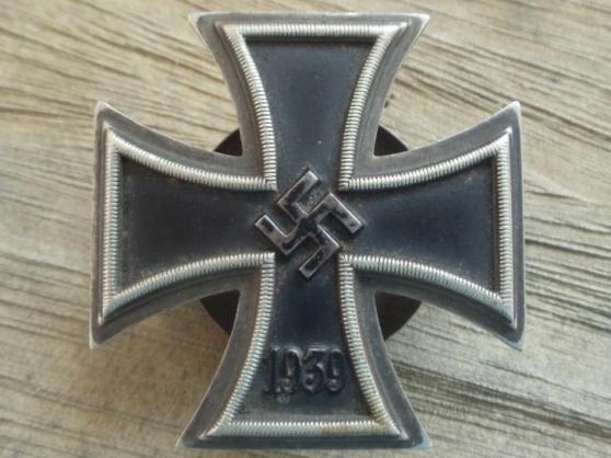 EISERNES KREUZ I KLASSE 1939 ZIMMERMANN