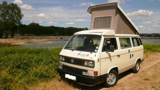 Annonce occasion, vente ou achat 'Volkswagen T3 California 1.6 TD'