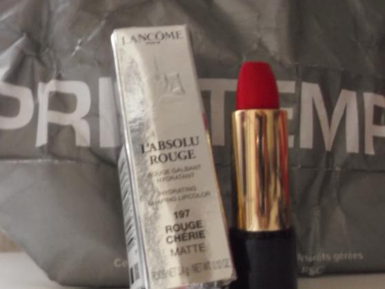 Rouge à lèvre Lancôme Original Rouge