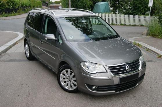Annonce occasion, vente ou achat 'Volkswagen Touran 1.9 TDI 7 PLACES'