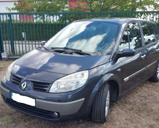 Renault scenic 2 exception 1.9 dci 130