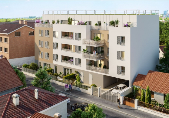 Annonce occasion, vente ou achat 'PROGRAMME IMMMOBILIER NEUF VILLEPINTE'